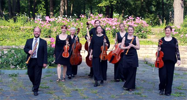 Mitwirkende des Ensembles Capella Jenensis